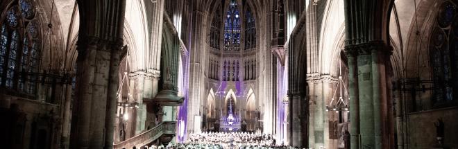 La saison musicale de la Cathédrale de Metz reprend de plus belle