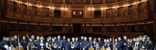 Bouquet de musique et de danse à la française à l'Opéra royal de Versailles