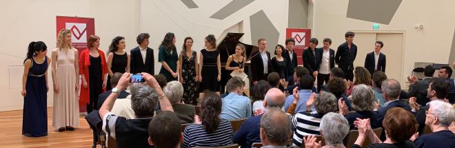 L'Académie musicale de Philippe Jaroussky en deux et quatre saisons
