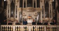 Charmantes cantates pour ténor de Bach en Combrailles, par Reinoud van Mechelen et A Nocte Temporis