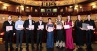 Jeunesse triomphante au Concours international de chant de Clermont-Ferrand 2019