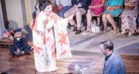 Intimiste et poignante Madame Butterfly au Festival de la Vézère