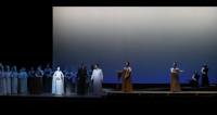 Madame Butterfly par Bob Wilson à Bastille : musique et demi-teintes