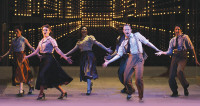 Street Scene, Broadway se ré-Weill à Monte-Carlo