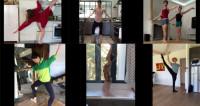 Les Ballets dansent toujours, même confinés