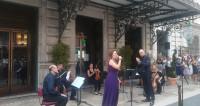 Coups de Canon, Coups de chapeau : l'Opéra de Nice reprend en musique sur la place publique