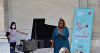 Au Pays de Youkali, au Festival Jeunes Talents avec Axelle Fanyo et Louise Akili