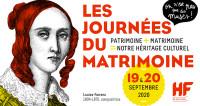 Femmes de lettres et Femmes de notes aux Journées du Matrimoine