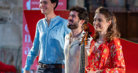 Sweet melancholy, Le Consort au Festival Été Musical de Dinan