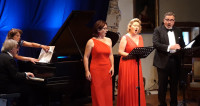 Karine Deshayes en vedette d'une fête rossinienne au Festival de la Grange aux Pianos