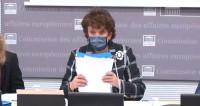 Roselyne Bachelot fait le point sur la situation en Commission des affaires culturelles
