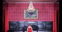 La Voix humaine & Point d'orgue au TCE : le rouge et le noir et le rose