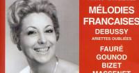 Hommage à Renée Doria (1921-2021), opéra et mélodie
