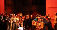 Rigoletto dans l'industrie du cinéma au Volksoper de Vienne