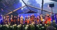 La Musique refleurit au Potager du Roi à Versailles