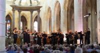 Quatre Stabat Mater, ou 400 ans d'Histoire au Festival de Saintes