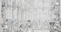 Robert le Diable à Bordeaux présenté par ses interprètes : chevalier et prêtre