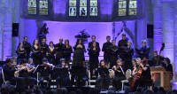 Monumentale Messe en si de Bach par Spirito au Festival d'Ambronay