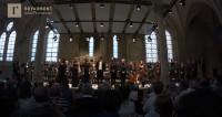 Oratorios : Noël avant l'heure, mais fin de résidence pour Les Métaboles à Royaumont