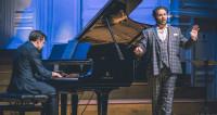 Michael Spyres entre ténor et baryton à L'Instant Lyrique Salle Gaveau