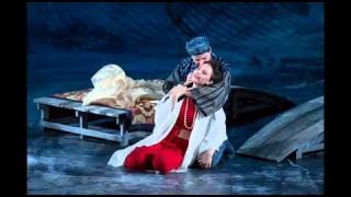 Dmitry Korchak dans les Pêcheurs de Perles à l'Opéra Comique de Paris