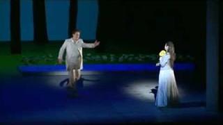 Dmitry Korchak dans Eugène Onéguine à l'Opéra de Valence