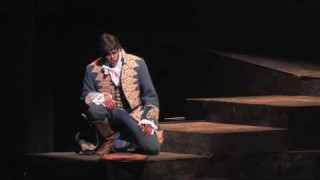 Sean Panikkar dans La Flûte enchantée à l'Opéra de la Nouvelle Orleans