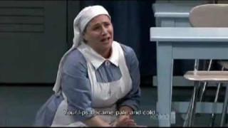 Patricia Racette dans Sœur Angélique à l'Opéra de San Francisco