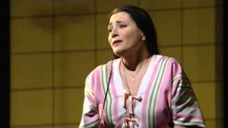 Patricia Racette dans Madame Butterfly au Met