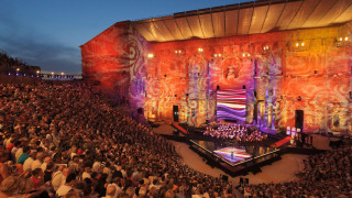 Musiques en Fête 2018 en direct des Chorégies d'Orange