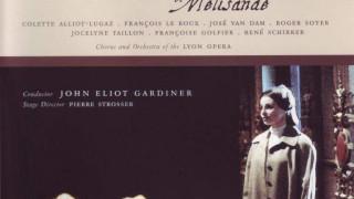 Pelléas et Mélisande (intégrale à Lyon, 1985)