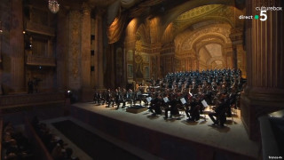 Centenaire de l'Armistice 11 novembre 1918-2018 : Concert pour la paix à l'Opéra Royal de Versailles