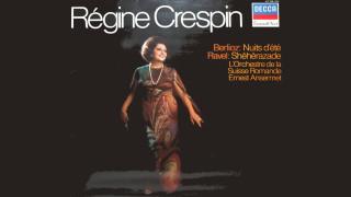 Berlioz - Les nuits d'été, interprétées par Régine Crespin