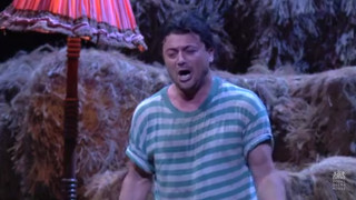 Grigolo chante Una furtiva lagrima - Elixir d'Amour