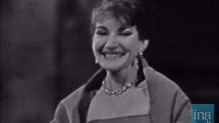 Callas chante Una voce poco fa (Barbier de Séville)