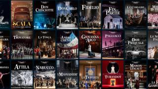 La Scala de Milan, un Netflix de l'Opéra en temps de confinement (vidéos intégrales)