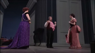 Alessandro Corbelli chante Don Magnifico (La Cenerentola)