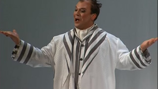 Marco Filippo Romano chante Don Profondo (Voyage à Reims)