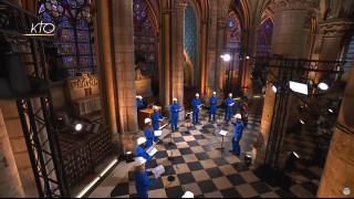 Concert au c(h)œur de Notre-Dame de Paris