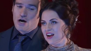 Venera Gimadieva et Michael Fabiano chantent le brindisi de La Traviata