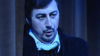 Robert Kolar chante Adriana Lecouvreur