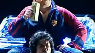 Drabowicz, Youn et Gens chantent Don Giovanni dans une mise en scène de Calixto Bieito