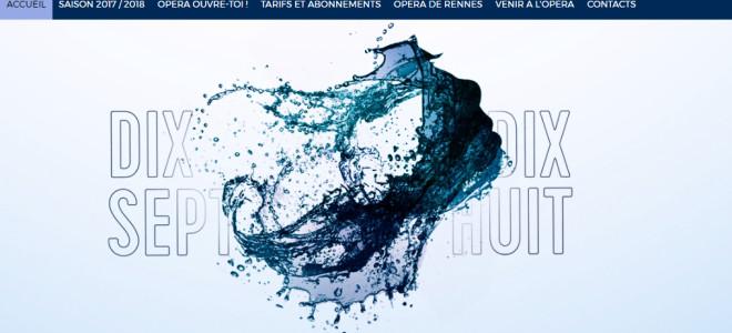 Saison 17/18 de Rennes : l'Opéra en famille