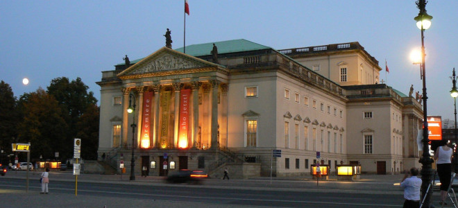 Berlin Opéra d'Etat 2020/2021 : Aller de l'avant