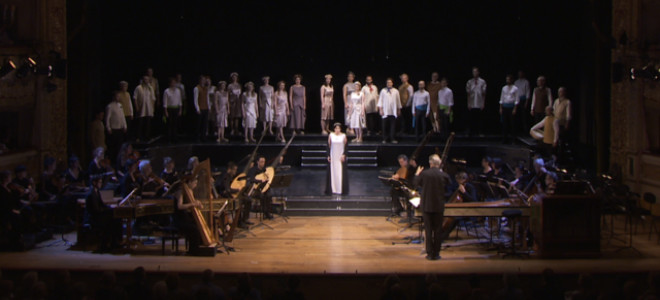 Shakespeare, Gardiner et l'Orfeo à la Philharmonie