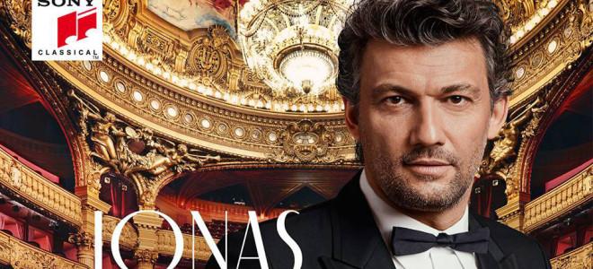 Jonas Kaufmann - L'Opéra : premier disque français