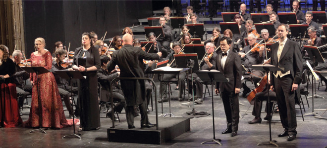 Tancrède de Rossini à Marseille, une déclamation d'amour et de guerre