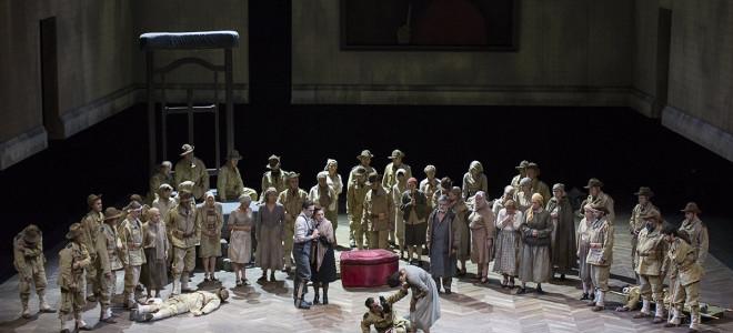 Un Faust diabolique à l'Opéra de Massy