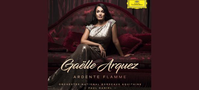 L'Ardente Flamme de Gaëlle Arquez