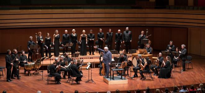Exaltant Oratorio de Noël à la Philharmonie de Paris